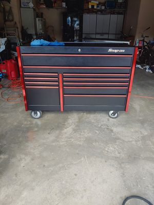 Snap on tool box krl722 double bay for Sale in New Port Richey, FL