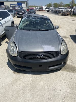 Infiniti G35 parts car for Sale in Joliet, IL