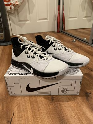 Nike Basketball Shoes PG 3 for Sale in Pasadena, CA