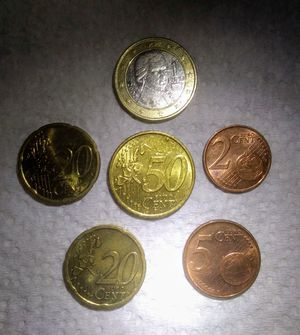COINS- Assorted Austrian Euros for Sale in Bay Springs, MS