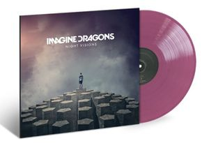 Imagine Dragons Purple vinyl for Sale in Buffalo, NY