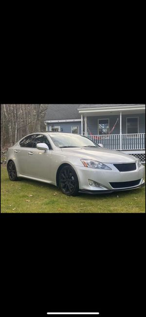 Lexus is250 for Sale in Springfield, MA