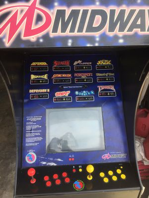 Vintage Arcade 12 games in one for Sale in Montclair, CA