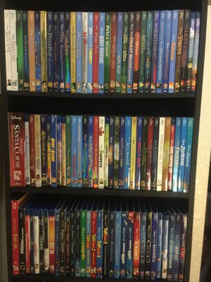 Disney DVD's for sale for Sale in O'Fallon, IL