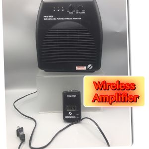 Oklahoma Sound Paw-90X Portable wireless Pa System with rechargeable Battery Bi for Sale for sale  Tinton Falls, NJ