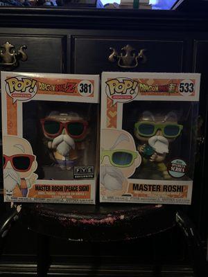 Dragonball Z Funko Pop Master Roshi for Sale in Vallejo, CA