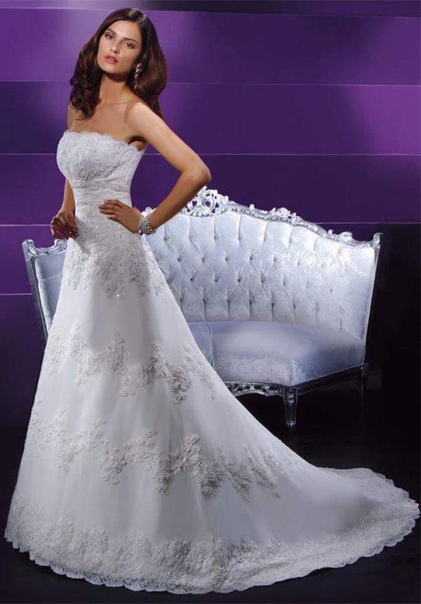 Designer Bridal Gown for Sale