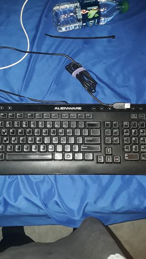 Alienware slim keybord for Sale in Las Vegas, NV