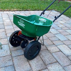 Scotts Spreader - Turf Builder Fertilizer Spreader for Sale in Boca Raton, FL