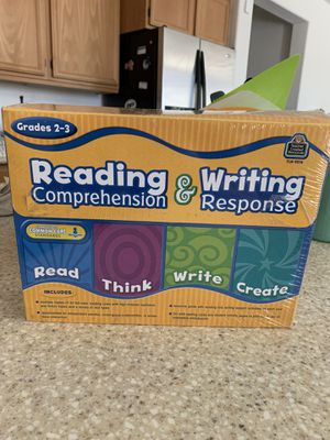 Reading Comprehension & Writing Response for 2-3 Grade for Sale in Perris, CA
