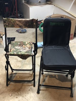 Hunting chairs for Sale in Grand Prairie, TX