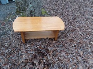 WOOD COFFEE TABLE for Sale in Millersville, MD
