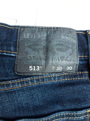 Levi's 513 Slim 30 x 30 for Sale in Chicago, IL