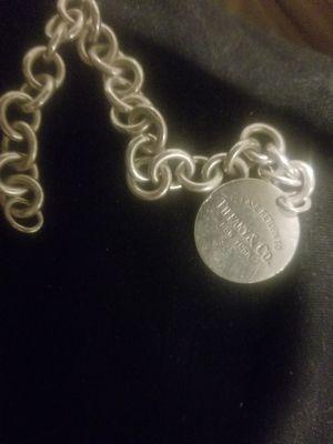 Tiffany's bracelet for Sale in Paso Robles, CA