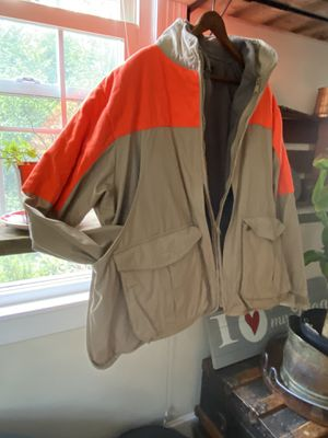 Two piece hunting jacket for Sale in Litchfield, CT