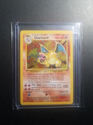 charizard pokemon card for Sale in Anaheim, CA