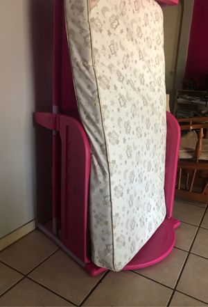 Toddler girl bed for Sale in Phoenix, AZ