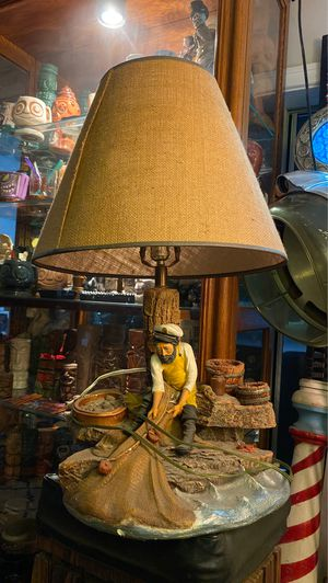 Old nautical lamp for Sale in Los Angeles, CA