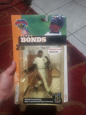 McFarlane Toys Barry Bonds for Sale in Los Angeles, CA