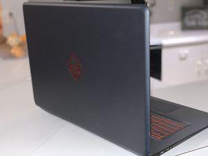 HP omen 17 i7-6700hq quad core laptop for Sale in Fort Lauderdale, FL