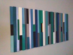 Art wall abstract for Sale in Miami, FL
