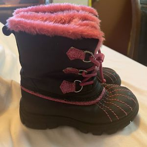Size 12 Kids Snow Boots for Sale in Los Angeles, CA