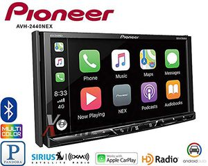 Pioneer AVH-2440NEX DVD RDS AV RECEIVER RADIO HEAD UNIT for Sale in Rancho Cucamonga, CA