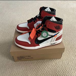Jordan 1 Off Whites (Shipping) for Sale in Chevy Chase, MD