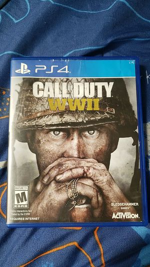 Call Of Duty WWll PS4 for Sale in Nashville, TN