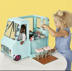 Our Generation Sweet Stop Ice Cream Truck ( American Girl ) for Sale in Los Angeles,  CA