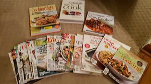 Cooking Light Books/Magazines Bundle for Sale in Canton, OH