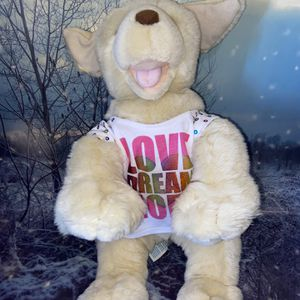"Large Build a Bear Workshop puppy Dog/wolf Plush 20"" Toy for Sale in Long Beach, CA"