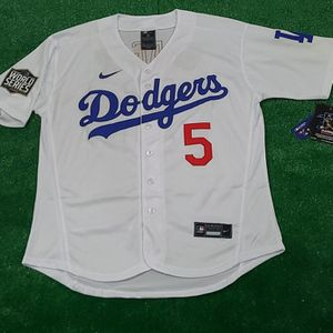 STITCHED COREY SEAGER LOS ANGELES DODGERS BASEBALL JERSEY for Sale in CA, US