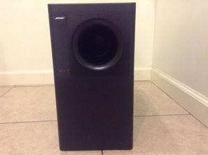 Bose Subwoofer 5 series speaker system for Sale in San Diego, CA