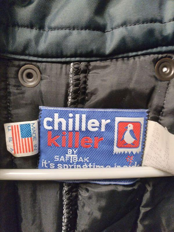 Chill Killer Adult Snow Suit XXL