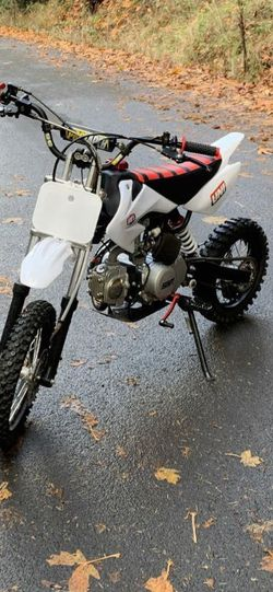 SSR 125 CC Dirt Bike for Sale in Vancouver,  WA
