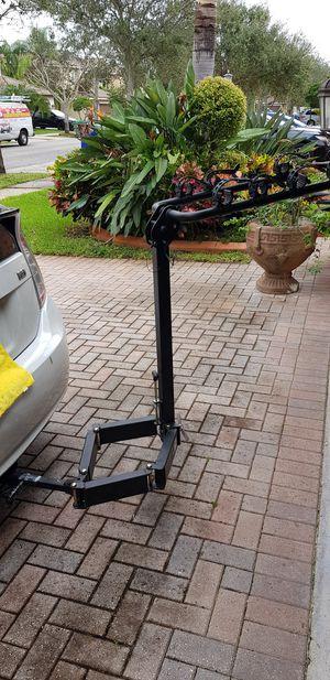 4 Bike Rack Hitch Mount, Advantage Sports Rack, for Sale in Miramar, FL