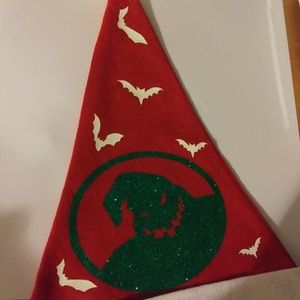 Nightmare Before Christmas custom Sandy Claws Hat for Sale in Phoenix, AZ