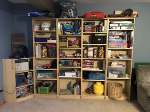 IKEA storage shelves for Sale in Palos Hills, IL