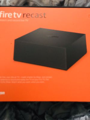 Fire tv recast for Sale in Charlotte, NC