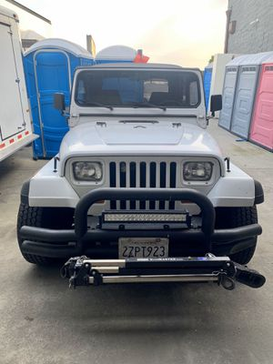 1992 Jeep Wrangler for Sale in Los Angeles, CA