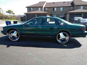 1995 chevy caprice DONK corvette! for Sale in Chula Vista, CA