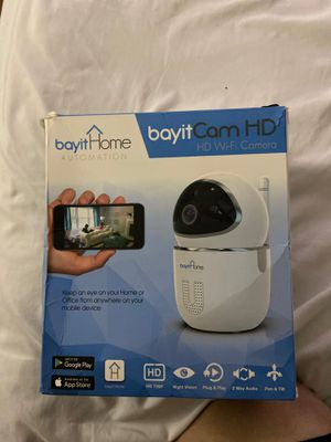 Bayit home HD WiFi cam for Sale in Houston Farms, TX