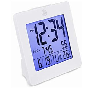 Brand new Digital Dual Alarm Clock with Day, Date, Temperature and Backlight for Sale in Hacienda Heights, CA