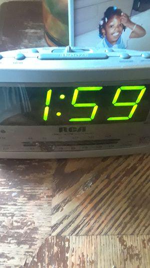 Alarm clock for Sale in Margate, FL