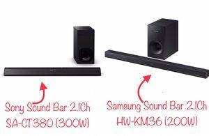 Sound Bars Audio Speakers Barras de Sonido Bocinas Parlantes LG Sony Samsung Vizio harman / kardon for Sale in Miami, FL