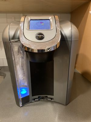 Keurig coffee maker - Negotiable! for Sale in Washington, DC