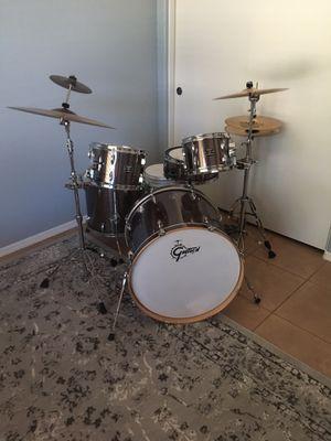Gretsch 5 Piece Drum Set for Sale in Surprise, AZ