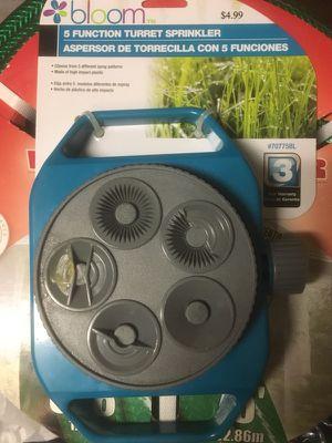Water sprinkler. Brand New. for Sale in Fresno, CA
