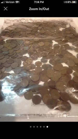 Unsearched wheat pennies for Sale in Bremo Bluff, VA